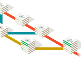 Ilustrasi Git Branch